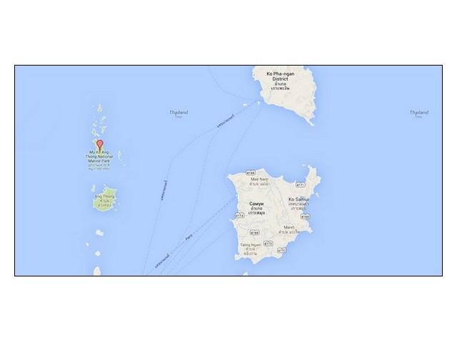 карта ангтонг