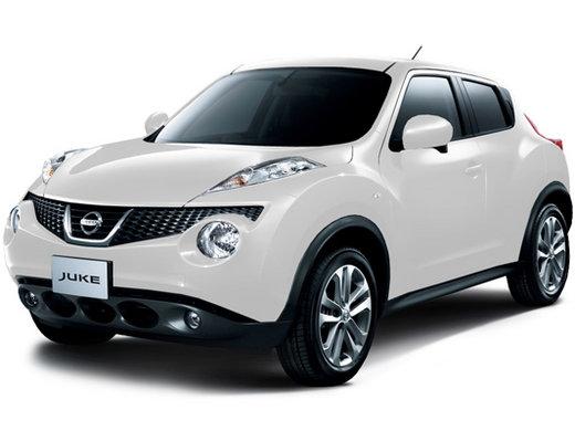 Аренда автомобиля Nissan Juke Ниссан Джук на самуи