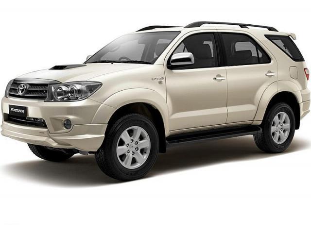 Аренда автомобиля Тайоты Фортунер (Toyota Fortuner) Самуи