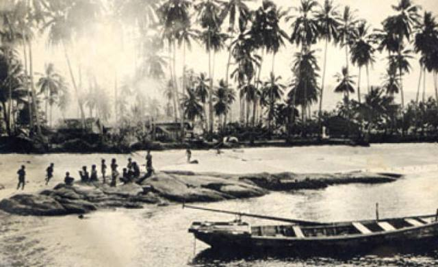 Samui-begining-history