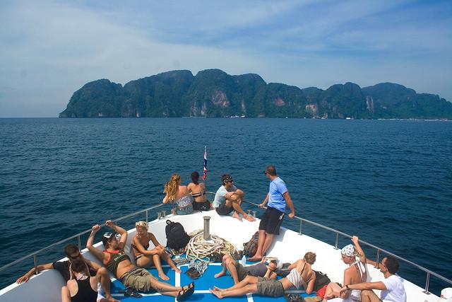 Ferry-Thailand
