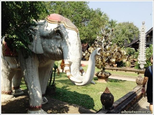 Храмы Таиланда