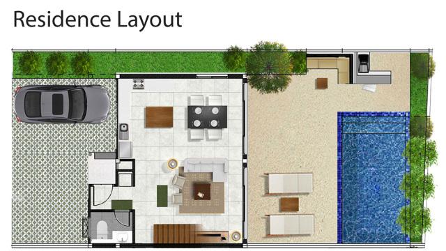 Residence-Layout