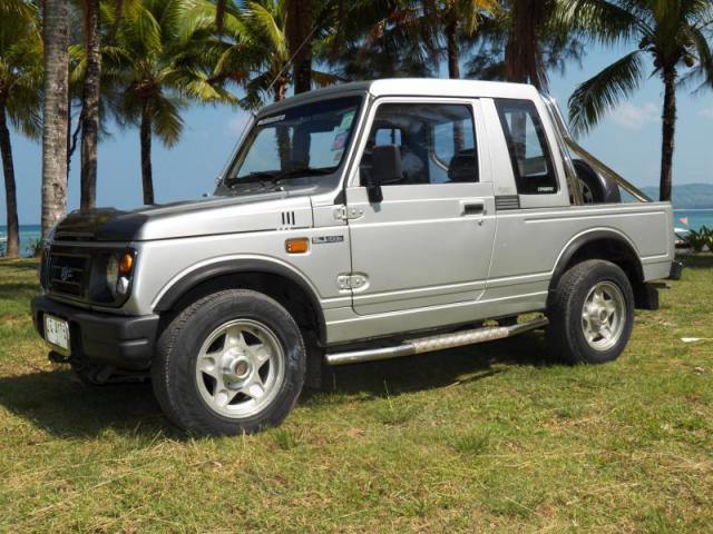 Suzuki-Jeep-Sporty